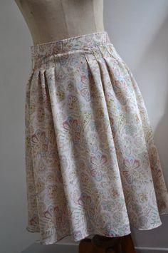 Colette Zinnia Chiffon Skirt