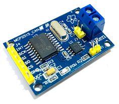 Учебное пособие по Arduino CAN - взаимодействие модуля CAN BUS MCP2515 с Arduino Arduino Circuit, Electronic Circuit Board, Led Projects, Arduino Projects, Electronics Components, Diy Electronics, Controller Area Network, Can Bus, Writing Programs