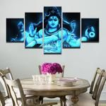 Shiva Canvas Art, Shiva Wall Art, Shiva Large Canvas Print, Shiva Wall Decor, Hindu Wall Art, Shiva Stretched Canvas Art