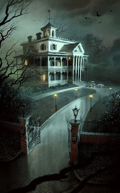 A Mansion filled with dark secrets....