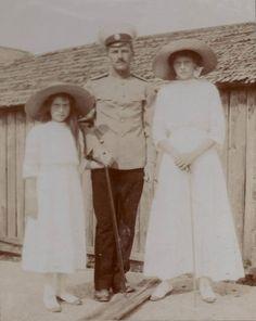 Anastasia, officer, Tatiana 1912