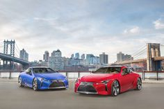 Is this the best looking Lexus ever built? It's certainly the most exciting since the LFA. Two versi. Lexus Lfa, Top Cars, Cars Motorcycles, Super Cars, Automobile, Building, Vehicles, Idaho, Motors