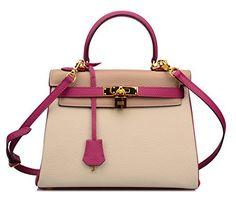 Ainifeel Women S Padlock Shoulder Handbags Hobo Bag New Deals Usa Hermes