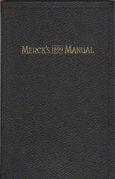 Merck's 1899 Manual null,http://www.amazon.com/dp/B0094OXC3U/ref=cm_sw_r_pi_dp_E1t3sb19GSVVAJWS