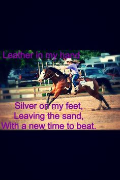 GROUND SAVVY - Where barrel racing champions are made