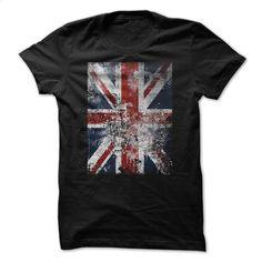 Grunge UK Flag T Shirt T Shirts, Hoodies, Sweatshirts - #style #mens shirts. ORDER HERE => https://www.sunfrog.com/No-Category/Grunge-UK-Flag-T-Shirt.html?id=60505