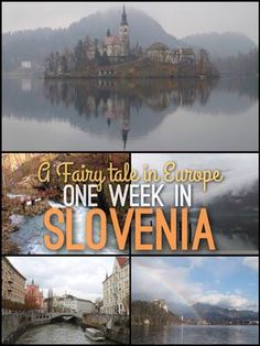 A Fairytale in Europe: One Week in Slovenia Check out our one week itinerary for Slovenia. Read More: http://mismatchedpassports.com/2015/06/14/fairy-tale-europe-one-week-slovenia/ #travel #Slovenia