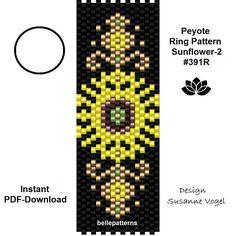 peyote ring pattern pdfPDF-Download instant downloadring