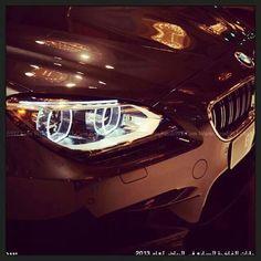 BMW F13 M6 eyes