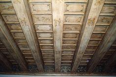 SOLS - Interni di Prestigio - Soffitti dipinti in prestigiosa residenza   >> TrovaPavimenti.it