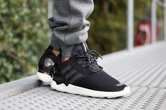 ADIDAS ZX 8000 BOOST (BLACK PACK) - Sneaker Freaker