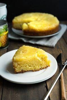 Как приготовить ананасовый пирог, пошаговый рецепт с фото, блог и интернет-магазин с доставкой по России, andychef.ru