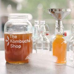 GIFT-FEED: Kombucha Starter Kit Brew Kombucha At Home Starter Kit Kombucha Starter, How To Brew Kombucha, Online Gift Store, Online Gifts, Kids Gifts, Gifts For Dad, Kombucha Culture, Brew Your Own, Dental Floss
