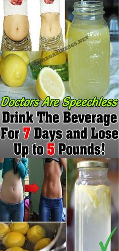 DOCTORS ARE SPEECHLESS BOIL THESE 2 INGREDIENTS – DRINK THE BEVERAGE FOR 7 DAYS AND LOSE UP TO 5 POUNDS  During the winter period many people put on some weight and when the spring arrives, t…