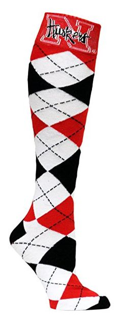 FBF Las Vegas Raiders Argyle Dress Socks One Size Fits Most