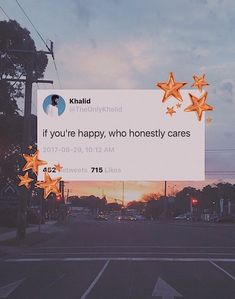 'vsco quotes khalid' Sticker by mdicintio The Words, Cool Words, Tweet Quotes, Twitter Quotes, Twitter Twitter, Vsco, Cute Quotes, Happy Quotes, Happiness Quotes