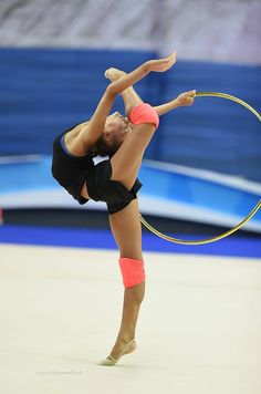 Alexandra SOLDATOVA (Russia) ~ Training Hoop @ WC Kazan 2016    Photographer Oleg Naumov.