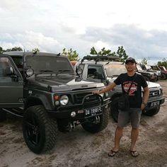 Samurai, Suzuki Jimny, Toy Hauler, Katana, Amazing Cars, Amazing Nature, Jeep Wrangler, Jdm, Cars And Motorcycles