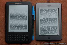 Kindle – Indispensável para quem adora ler e viajar