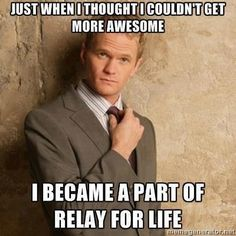 Relay For Life for Relay Facebook Page or webpage - downloaded from Eastern Central Division Facebook page New Years Resolution Funny, Funny New Year, I Meet You, Look At You, Advocare Cleanse, Isagenix, Libra Love, B Words, Relay For Life