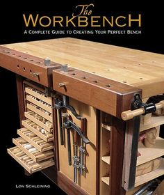 The Workbench, A Complete Guide To Creating Your Perfect Bench http://www.woodcraft.com/product/2005208/4167/the-workbench-a-complete-guide-to-creating-your-perfect-bench.aspx