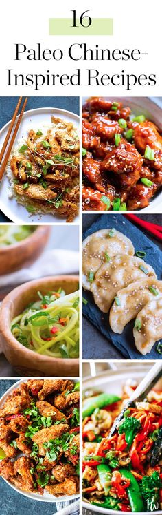 16 Chinese-Inspired Recipes That Are on Your Paleo Diet #chineserecipes #paleochineserecipes #paleorecipes #paleo #healthymeals #healthyrecipes #healthydinners