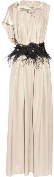 ROKSANDA ILINCIC Elyseon Silk Gown