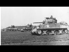▶ Sherman Tank : Documentary on the M4 Sherman Tank - YouTube My Father commanded a platoon and at times a company of Sherman tanks in the 6th Armored Division.