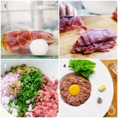 How to make sous vide steak tartare (that is pasteurized!) | Nomiku