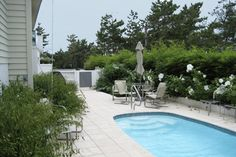 Webman Renovation - contemporary - pool - philadelphia - christopher jeffrey architects pllc