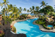 Hilton Waikoloa Village, Hawaii.