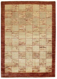 Cod. 10558 Modcar 241x175 tappeto pakistano, modern rug