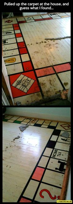 I would have that in a room in my house.