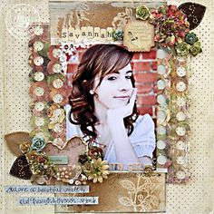 A Project by Leslie Ashe from our Scrapbooking Gallery originally submitted 07/13/11 at 03:02 PM