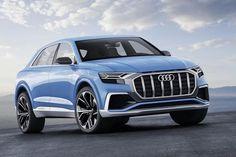 #Audi pourrait débarquer au salon de Genève avec un RS Q8 (concept) développant plus de 600 chevaux. Les SUV atteignent des puissances de dingue !