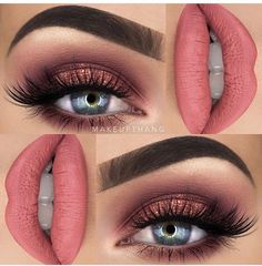 Holiday Eye Makeup #Beauty #Musely #Tip