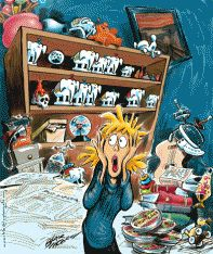 """The Speech House: Hoarding-and how to help students on the Autism Spectrum downsize their """"collection."""" Pinned by SOS Inc. Resources. Follow all our boards at pinterest.com/sostherapy/ for therapy resources."""