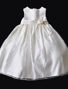 Cute Taffeta Princess A-line Flowers Lace Flower Girl Dress – AUD $ 50.04