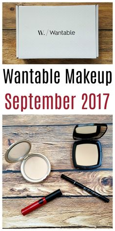 Wantable Makeup Coll