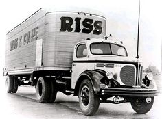 Vintage Riss truck..
