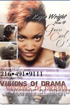 Visions of Drama - Kayla Wright @ GCO's