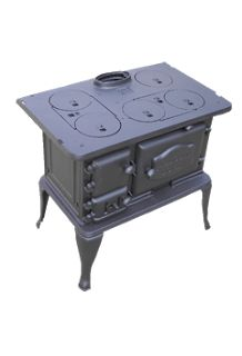Cooking on a Dover Stove