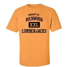 Richwood High School - Richwood, WV | Men's T-Shirts Start at $21.97