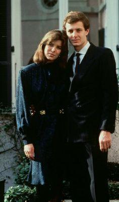 Caroline and Stefano