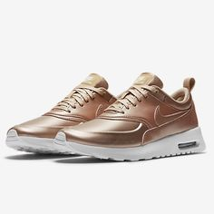 The rose gold trend isn't going anywhere. Snatch up these gorgeous rose gold sneakers before they sell out. | Health.com