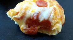 Forget a full-sized pizza for the game, and make these pop-in-your-mouth Deep Dish Pizza Bites instead!