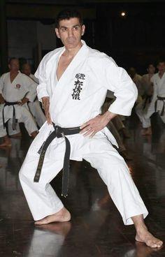 Sensei Alejandro Castro #karate #skif