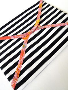 Try This: Fabric Document Envelope Tutorial