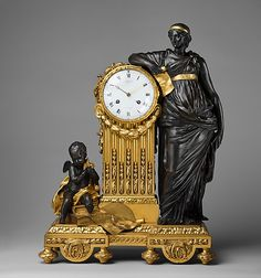 Clockmaker: Jean-André Lepaute  (1720–1789)- French