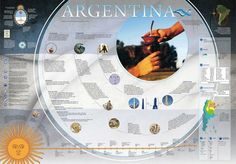 Argentina Spanish Class, Teaching Spanish, Spanish Speaking Countries, My Roots, How To Speak Spanish, Spanish Language, Teaching Ideas, School Ideas, Classroom Ideas
